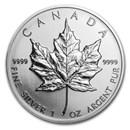 1993 Canada 1 oz Silver Maple Leaf BU