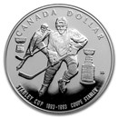 1993 Canada Silver Dollar Proof (Stanley Cup w/OGP)
