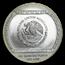 1993 Mexico 2 New Pesos Silver Tajin BU