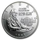 1993-W Bill of Rights 1/2 Dollar Silver Commem BU (Capsule Only)
