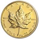 1994 Canada 1/10 oz Gold Maple Leaf BU