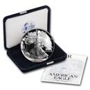 1994-P 1 oz Proof Silver American Eagle (w/Box & COA)