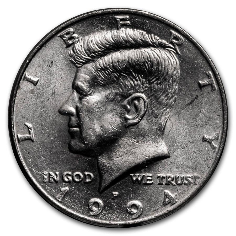 1994-P Kennedy Half Dollar BU