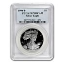 1994-P Proof American Silver Eagle PR-70 PCGS
