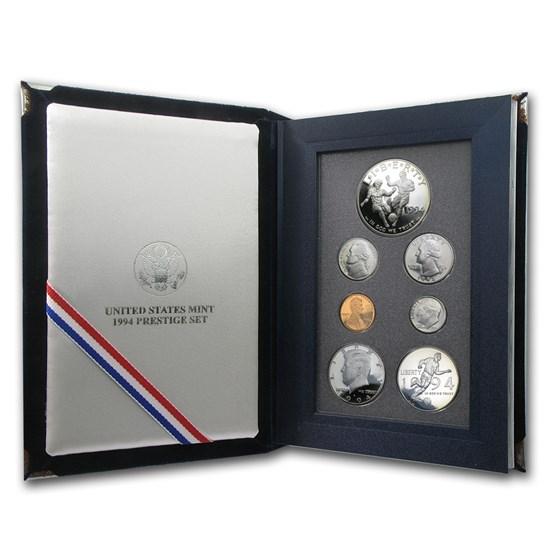 1994-S U.S. Mint Prestige Proof Set