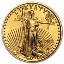 1995 1/10 oz American Gold Eagle BU