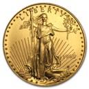 1995 1 oz American Gold Eagle BU