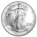 1995 1 oz Silver American Eagle BU