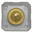 1995 Australia 1/10 oz Gold Nugget BU
