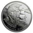 1995 Canada Silver Dollar Proof (Hudson Bay Company)