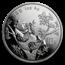 1995 China 1 oz Silver Panda Small Date BU (Sealed)