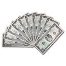 1995 (F-Atlanta) $2.00 FRN CU (10 Consecutive Notes)