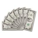 1995 (F-Atlanta) $2.00 FRN CU (16 Consecutive Notes)