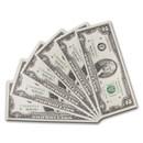 1995 (F-Atlanta) $2.00 FRN CU (6 Consecutive Notes)