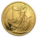 1995 Great Britain 1 oz Gold Britannia Proof