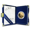 1995-W 1 oz Proof Gold American Eagle (w/Box & COA)