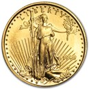 1996 1/10 oz American Gold Eagle BU