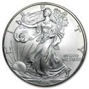 1996 1 oz American Silver Eagle (Abrasions)