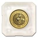1996 Australia 1/10 oz Gold Nugget