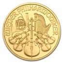 1996 Austria 1 oz Gold Philharmonic BU