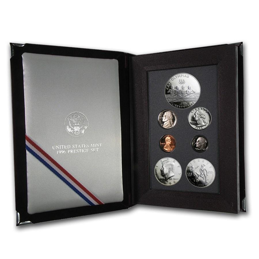 1996-S U.S. Mint Prestige Proof Set