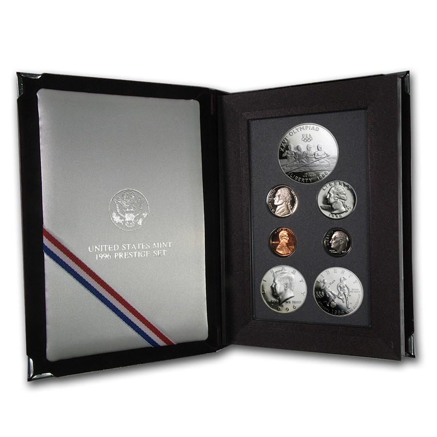 1996 U.S. Mint Prestige Set