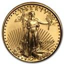 1997 1/10 oz American Gold Eagle BU
