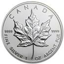 1997 Canada 1 oz Silver Maple Leaf BU