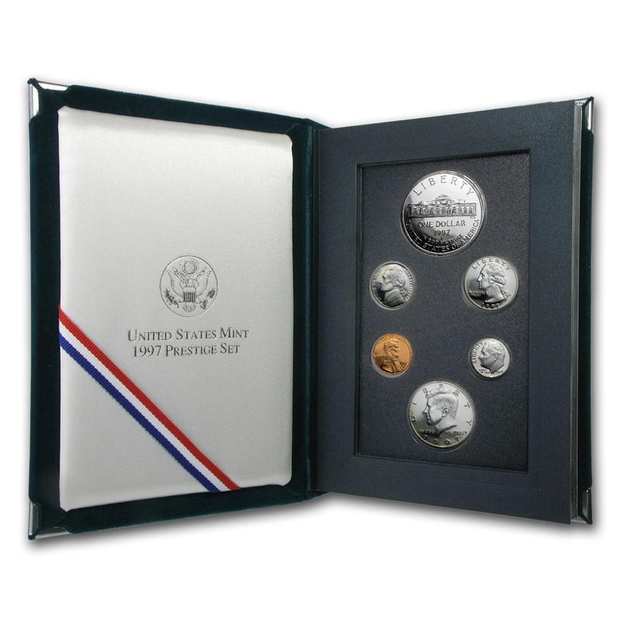1997-S U.S. Mint Prestige Proof Set