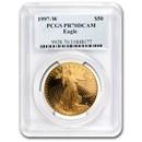 1997-W 1 oz Proof American Gold Eagle PR-70 PCGS