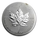 1998 Canada 10 oz Silver $50 Maple Leaf (10th Anniv, no box)