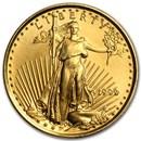 1999 1/10 oz Gold American Eagle BU