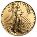 1999 1/2 oz American Gold Eagle BU