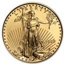 1999 1/4 oz Gold American Eagle BU