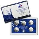 1999 50 State Quarters Proof Set