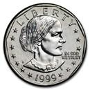 1999-D Susan B. Anthony Dollar BU