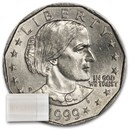 1999-P SBA 20-Coin Roll BU