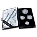 1999-W 4-Coin Proof Platinum American Eagle Set (w/Box & COA)