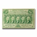 1st Issue Fractional Currency 50 Cents VF (FR#1312)
