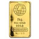 2.5 gram Gold Bar - Engelhard