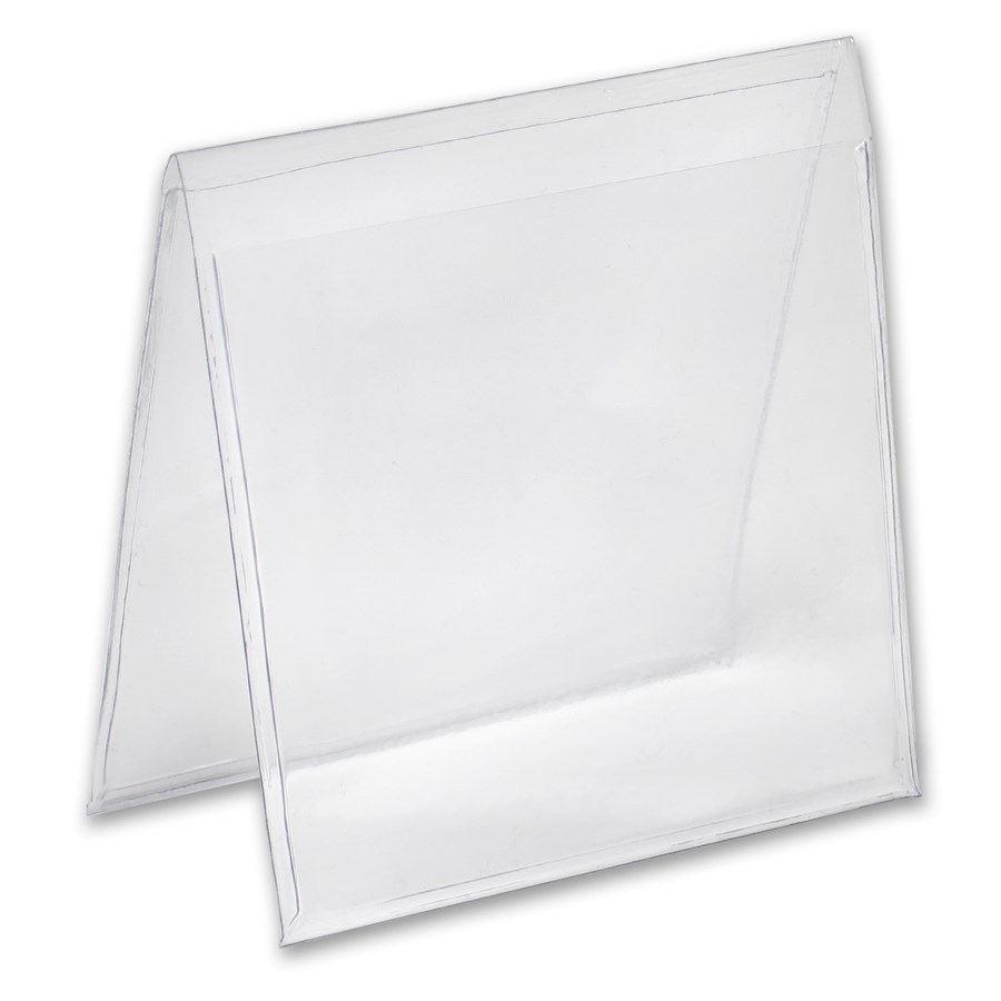 2.5 X 2.5 Soft Flips #15 No Inserts (1000 count)