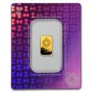 2 gram Gold Bar - Scottsdale Mint (In Certi-Lock® Assay)