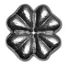 2 oz Hand Poured Silver - 9Fine Mint (Shamrock Clover)