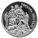 2 oz Silver Round - Latin Allure Series: Pecunia Non Ole