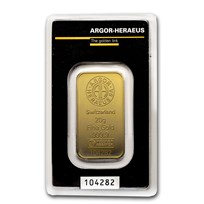 20 gram Gold Bar - Argor-Heraeus (In Assay)