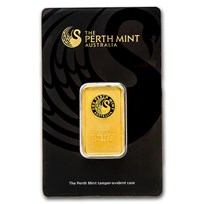 20 gram Gold Bar - The Perth Mint (In Assay)