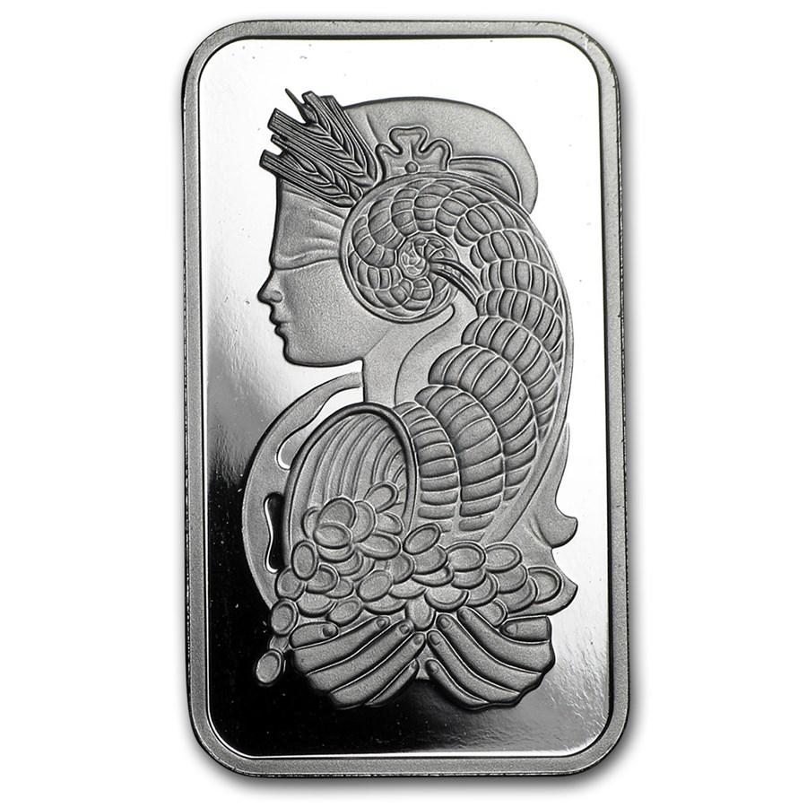 20 gram Platinum Bar - Secondary Market