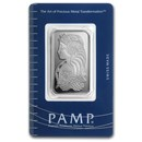 20 gram Silver Bar - PAMP Suisse (Fortuna, In Assay)