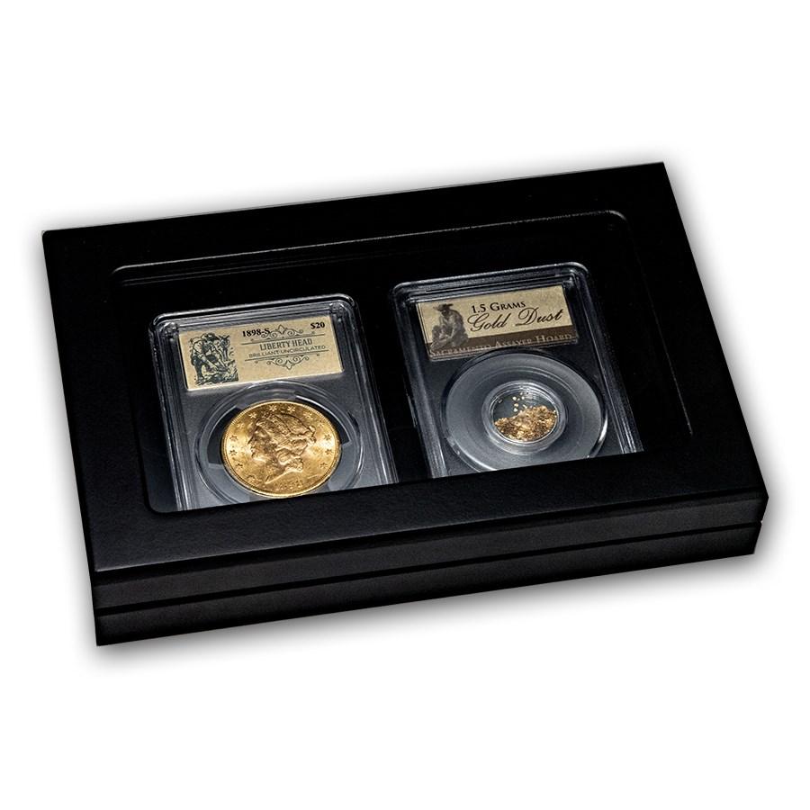$20 Liberty Gold Double Eagle BU PCGS (Prospector Set)