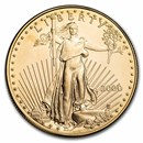2000 1 oz Gold American Eagle BU